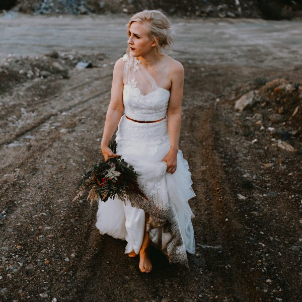 TRASH THE DRESS ≈